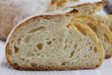 pane farina di grano tenero 00
